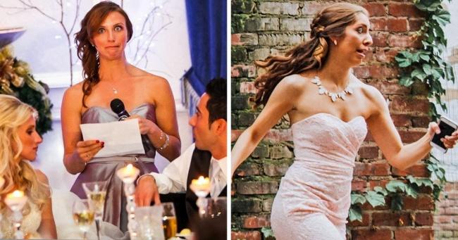Ми зібрали 18 фотографій, які показують, як нелегко бути подружкою нареченої і іншому нареченого
