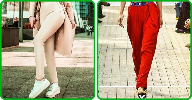 Як вибрати штани в залежності від типу фігури (Спойлер: обережніше з капрі)