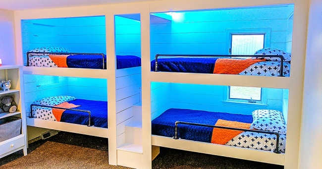 14 ідей оформлення дитячих кімнат, жити в яких не відмовляться навіть дорослі
