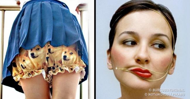 19 дивних речей зі світу моди, через які багато людей готові віддати будь-які гроші