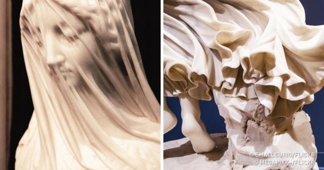 8 геніальних скульпторів, які перетворили камінь в шовк