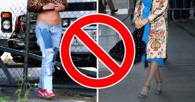 10 невдалих поєднань в одязі, які зіпсують будь-який образ