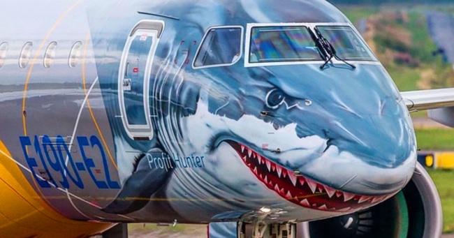 Чому літаки фарбують у різні кольори і навіщо взагалі потрібна фарба
