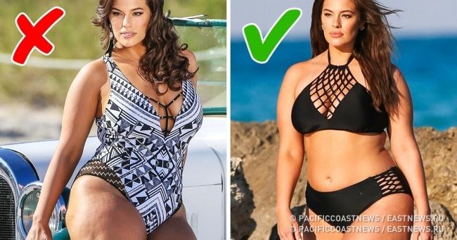 10 способів приховати недоліки фігури на пляжі для тих, хто не встиг схуднути до літа